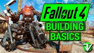 FALLOUT 4 Robot Companion CUSTOMIZATION Guide The Basics of Building Robot Companions