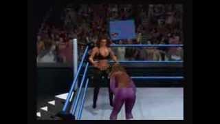 svr2009 : Maria Kanellis vs. Cameron Lynn