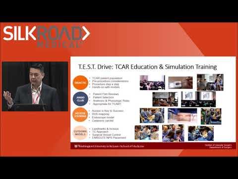 2018 SVS Vascular Live   TCAR   Latest Stroke Prevention Data Signals Standard Of Care Potential