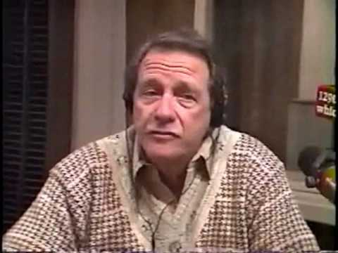 Mike Scinto Live-Actor Richard Crenna Pt 2 of 3  1989