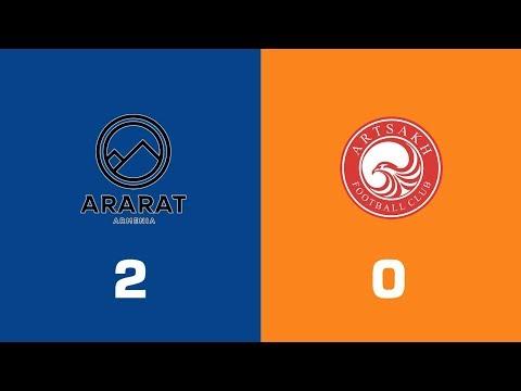 Ararat-Armenia - Artsakh 2:0, Armenian Premier League 2018/19, Week 35
