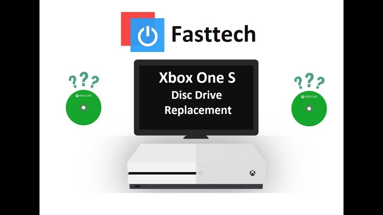Xbox One S Disc Drive (LiteOn DG-6M5S) - Fasttech