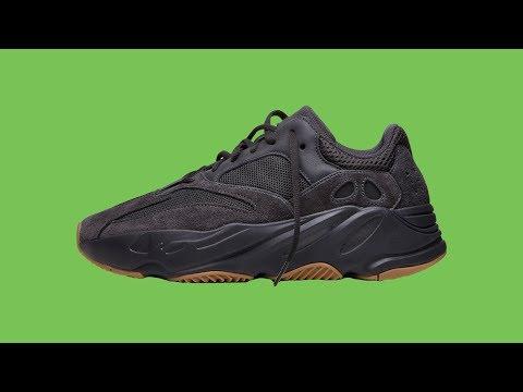 best website c8791 8c728 YEEZY 700 UTILITY BLACK REVIEW + ON FOOT - YouTube