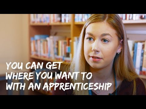 Why Choose An Apprenticeship At Telford College?