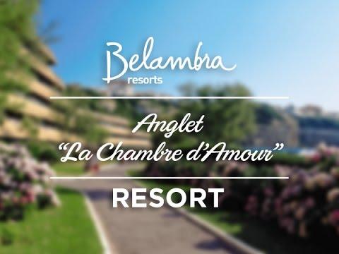 Belambra resort la chambre d 39 amour anglet youtube - Belambra chambre d amour ...