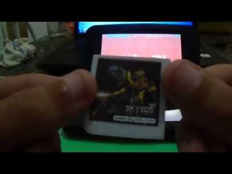 SKY3DS FLASH CARD PARA RODAR ROMS DE 3DS