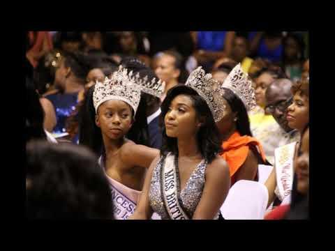 Miss British Virgin Island 2019