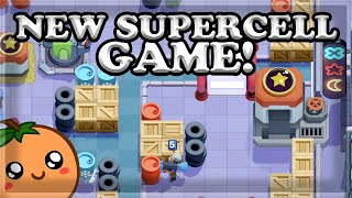 New Supercell Game Is Released Today!   Rush Wars 🍊