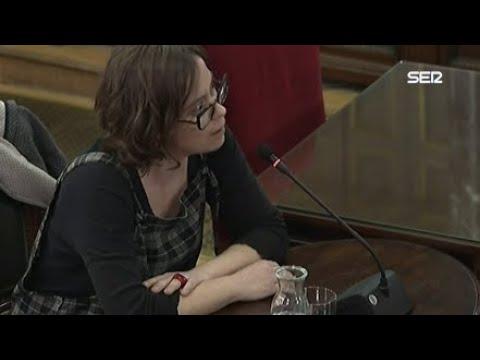 La exdiputada de la CUP Eulàlia Reguant tampoco responde a Vox
