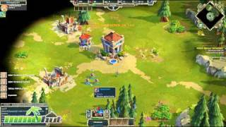 Age of Empires Online Gameplay - First Look HD
