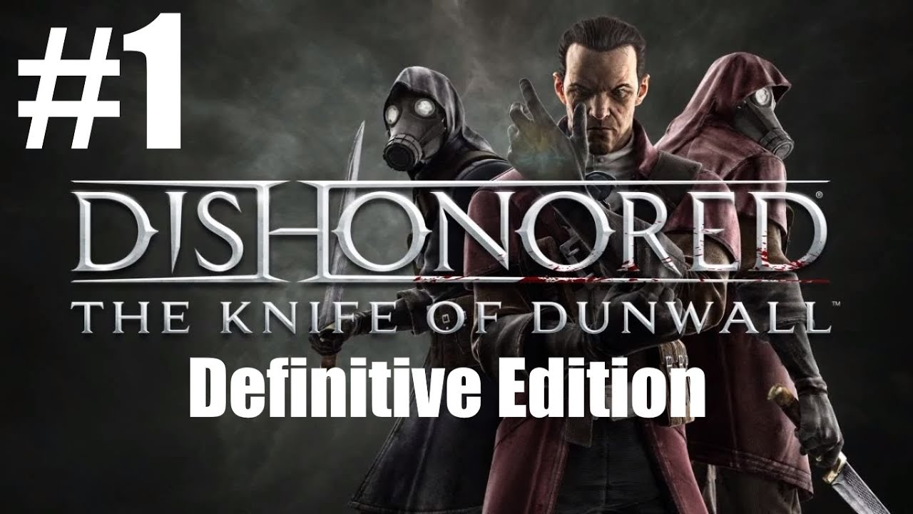 Dishonored: definitive edition | part 5 | walkthrough gameplay ps4.