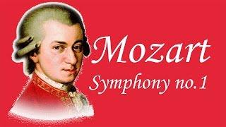 Mozart - Symphony No.1 in E Flat Major, K. 16 (FULL)