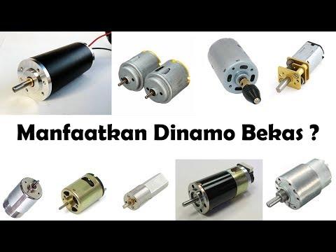 Life Hack - Inilah 3 Alat Kreatif Dari Dinamo Bekas Paling Bermanfaat   3 Creative Tools Used Dynamo