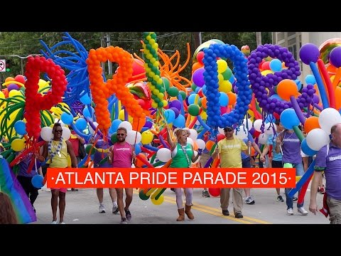 "Atlanta Pride Parade 2015 ""LIFE"" Video Remix · Best Of The 45th Atlanta LGBTQ Pride Festival Parade"