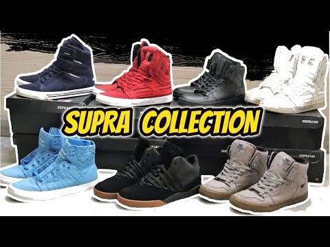 INSANE SUPRA SHOES COLLECTION | INDIAN SNEAKERHEAD