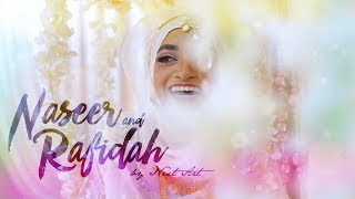 INDIAN MUSLIM WEDDING (Kuala Lumpur, MALAYSIA) : Naseer weds Rafidah // Weddings By NEXT ART