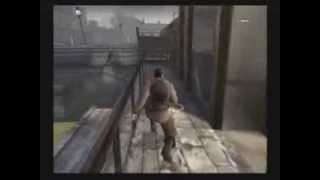 Airborne Troops: Countdown to D-Day (PS2) Gameplay