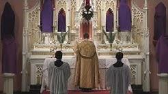 Vespers & Benediction: 6PM (CT)