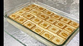 How to Make Banana Chessmen Pudding