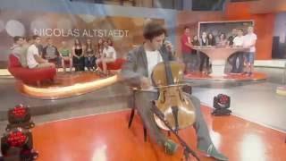 Nicolas Altstaedt ZDF Morgenmagazin