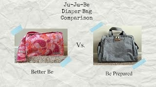 Ju-Ju-Be Better Be vs Ju-Ju-Be Be Prepared