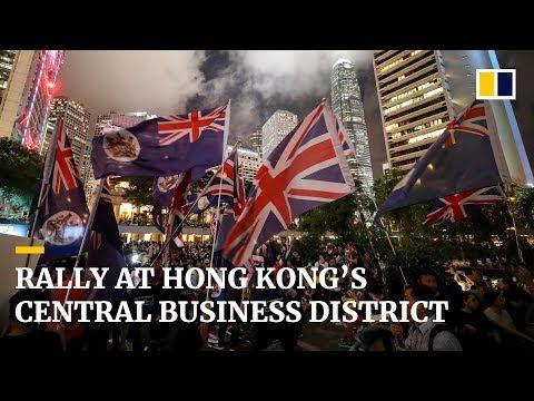 Rally at Hong