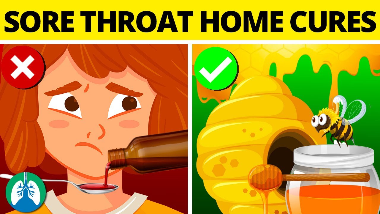 6 Ways to Treat a Sore Throat at Home Natural Remedies and Cures