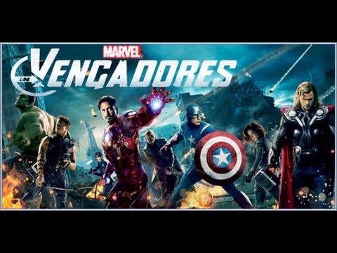 The Avengers Los Vengadores 2012 Tráiler Español Latino Youtube