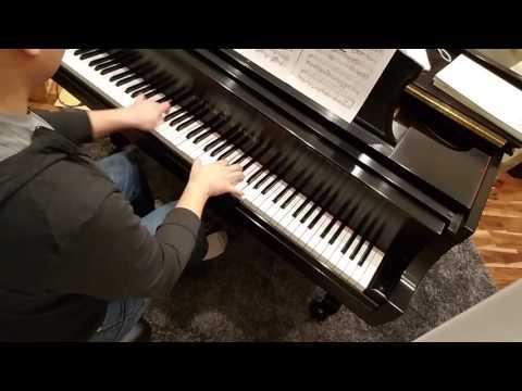 """Chopin Etude Op. 10 No. 12 """"Revolutionary"""" (Excerpt)"""