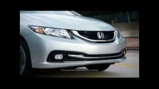 The 2013 Honda Civic Commercial Song