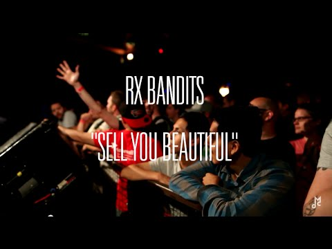 Rx Bandits - Sell You Beautiful (Chalk TV)