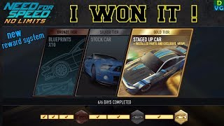NFS No Limits | Fastlane - Ford Shelby GT500 - Day 6 - Winning the car !
