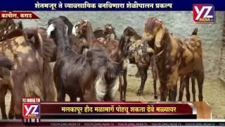 Kalpavruksha Goat Farm Kapil, Tal - Karad