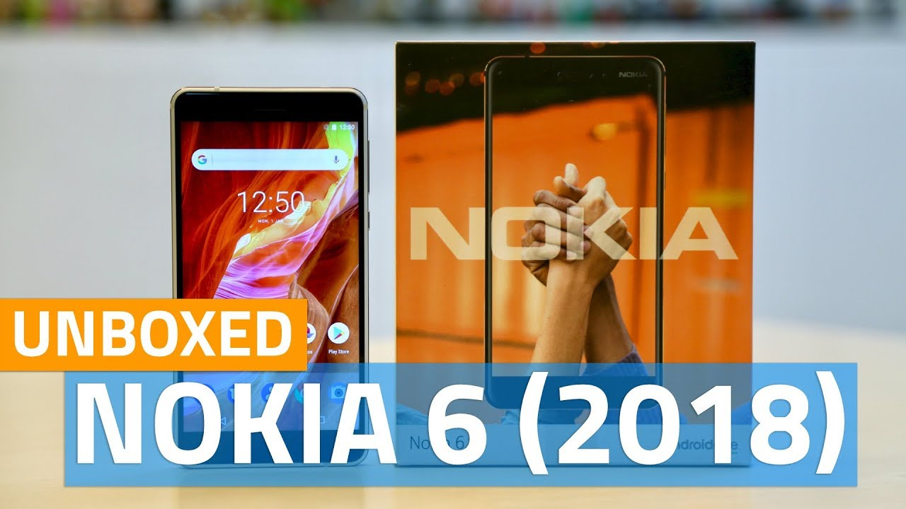Nokia 6 (2018) Unboxing | Price, Specs, Launch Details, and More