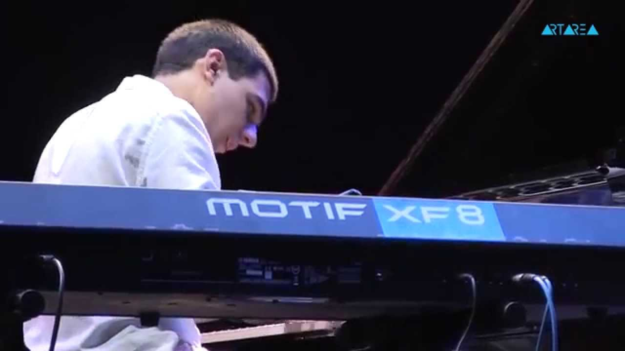 Stanley Clarke Band feat. Beka Gochiashvili - Live at Tbilisi Jazz Festival 2014