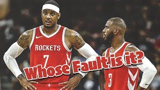 264d5f8cab0 Is Chris Paul to BLAME for Carmelo Situation? What team would be the best  fit