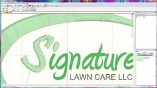 Designers Gallery Creator - Level One Logo Digitizing
