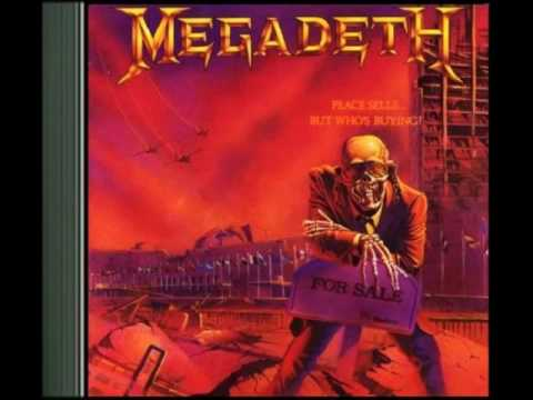Megadeth (1986) Peace Sells ...But Who's Buying *Full Album* thumb