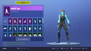 SELLING MY FORTNITE ACCOUNT | RENEGAIDE RAIDER ,SKULL TROOPER GHOUL TROOPER