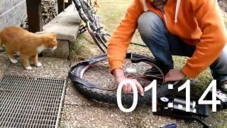 Výměna duše na kole - challenge