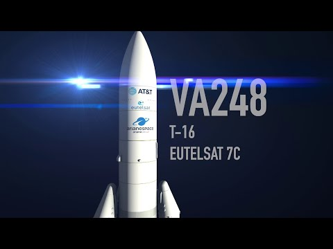 Arianespace TV - VA248 Official Speeches