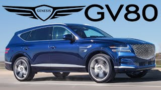 Bentley Bentayga on a Budget - 2021 Genesis GV80 Review