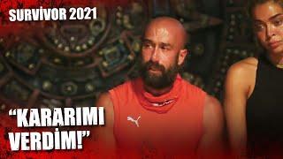 Çağrı'nın Son Kararı!   Survivor 2021