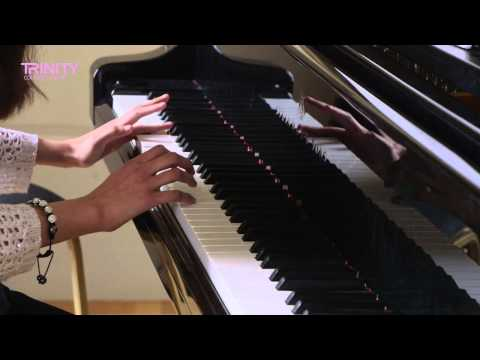 Trinity College London Initial Piano Exam