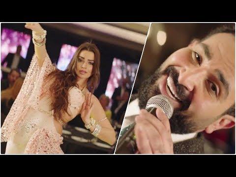 أغنية البطاقة / احمد سعد و الراقصة جوهرة / فيلم الكهف ... حالياً بجميع دور العرض