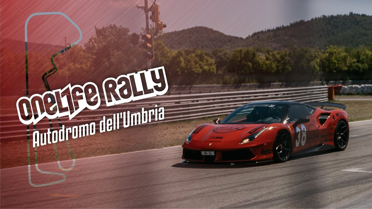 OneLife EXPERIENCE: Autodromo dell'Umbria (TRACK DAY)