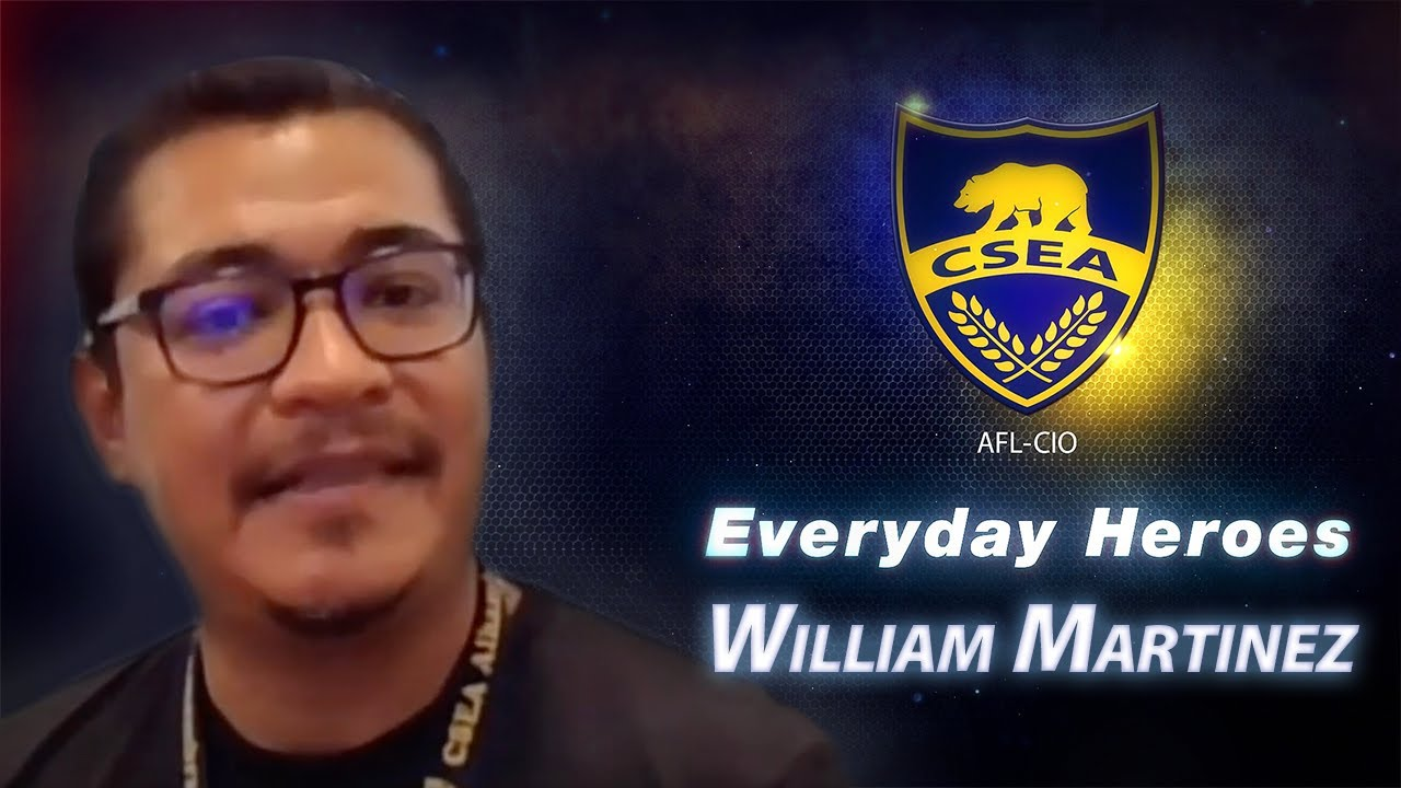 Everyday Hero William Martinez