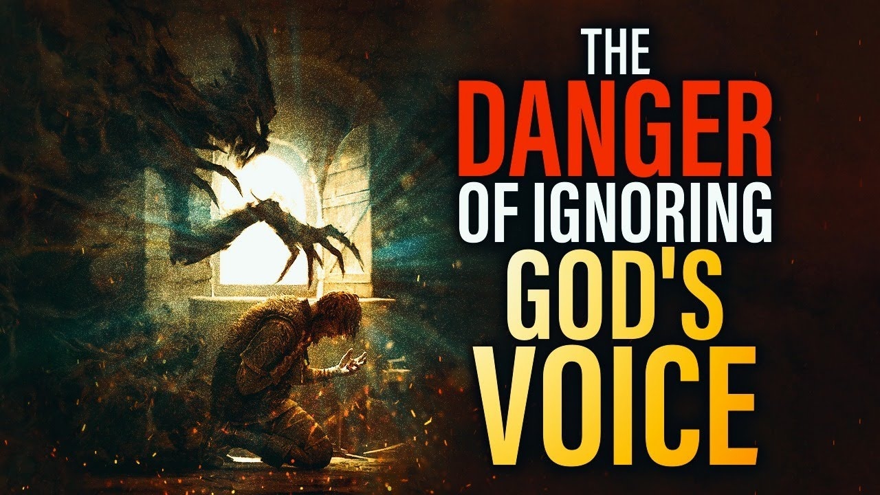 Please Protect Your Faith | THE DANGER OF IGNORING GOD'S VOICE