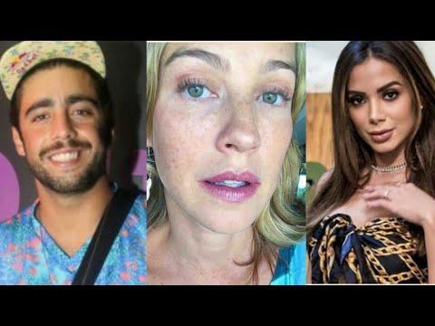 Luana Piovani se PRONUNCIA sobre NAMORO de Pedro Scooby e Anitta.