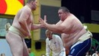 Top 5 best fights Sumo #6 Алан Караев / Alan Karaev